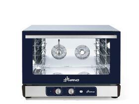 Piec piekarniczy konwekcyjny z nawilżaniem Hendi Nano Bakery 4x 600x400 - kod 219355