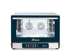 Piec piekarniczy konwekcyjny z nawilżaniem Hendi Nano Bakery 4x 600x400 - kod 219348