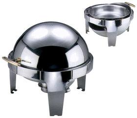 Podgrzewacz na pastę okrągły roll-top 470 mm Contacto z grzałką - kod  7074/742
